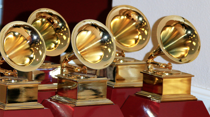 grammy horns