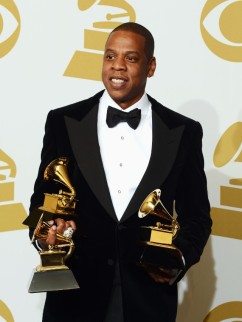 jay-z with grammys