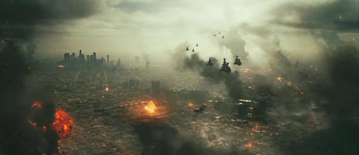 Los angeles doomsday