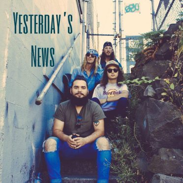 The Wed People - Yesterday's Newws